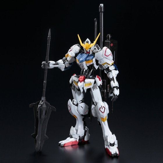MG 1/100 Gundam Barbatos [Titanium Finish]