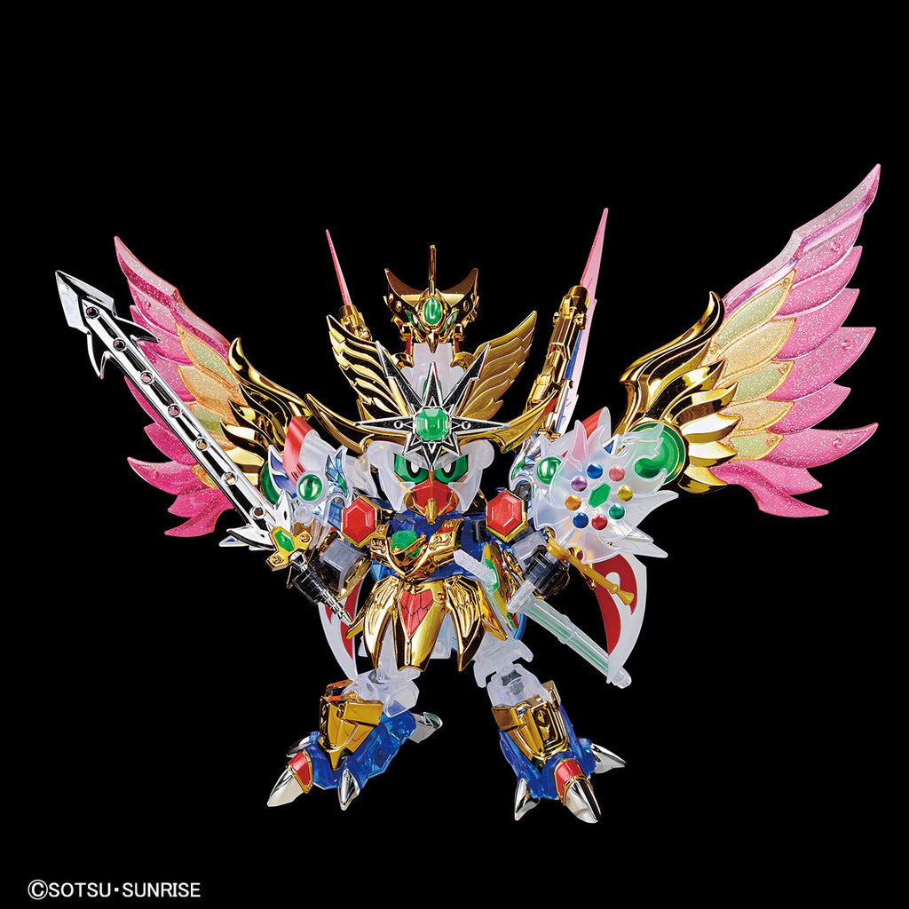 Gundam Base Limited SD Legend BB Victory Daishogun [Clear Color]