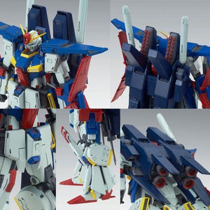 MG 1/100 Enhanced ZZ Gundam Ver. Ka Extension Parts (November & December Ship Date)