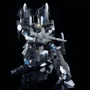 HG 1/144 Silver Bullet Suppressor [Clear Color] (March & April Ship Date)