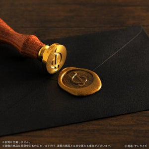 Mobile Suit Gundam Char's Counterattack Wax Seal Stamp Set A