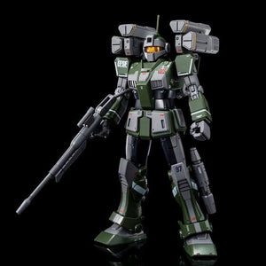 HG 1/144 GM Sniper Custom [Missile and Launcher Equipment]