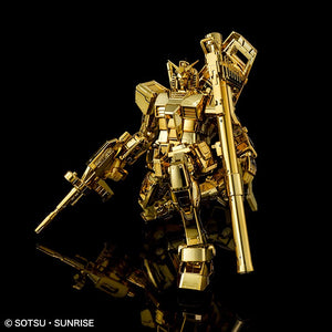 Gundam Base Limited Prize MG 1/100 RX-78-2 Gundam Ver. 3.0 [Gold Coating]