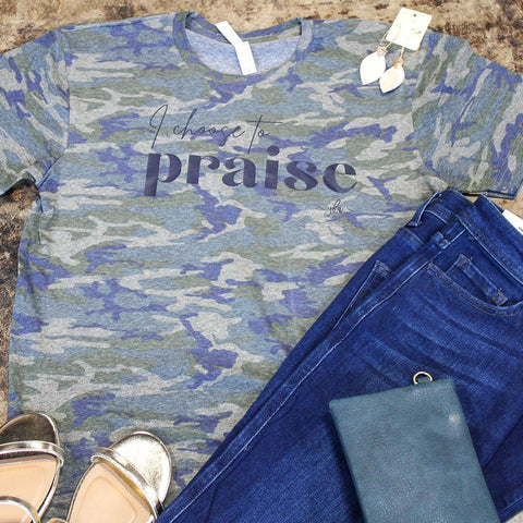 I Choose To Praise