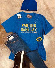 Panther Game Day Tee