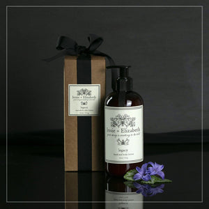 11 oz Legacy All Natural Lotion