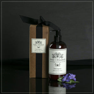 Lotion - Lemongrass Natural Hand And Body Lotion
