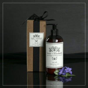 Lotion - Sea Salt Natural Hand And Body Lotion