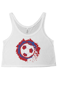 Women's Soccer Custom Tank - Trendzz Worldwide
