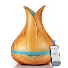 Load image into Gallery viewer, Aroma Essential Oil Diffuser - Ultrasonic Air Humidifier - Trendzz Worldwide