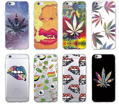 Cannabis Art iPhone Cases - Trendzz Worldwide