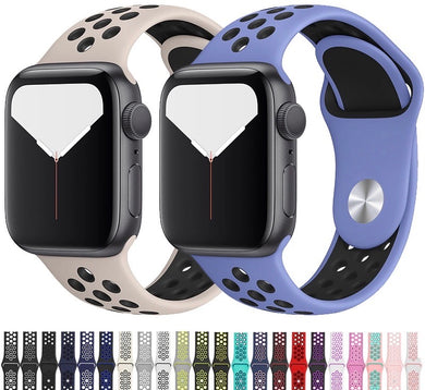 Breathable Sports Band For Apple Watch - Trendzz Worldwide