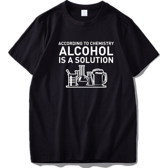 Alcohol is a Solution - Trendzz Worldwide