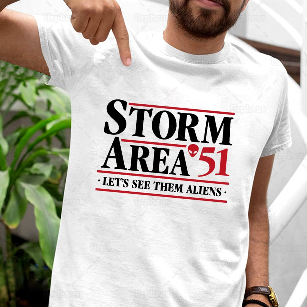 Storm Area 51 - Let's See Them Aliens - Trendzz Worldwide