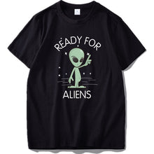 Load image into Gallery viewer, Alien Lovers Tee Collection For Men - Trendzz Worldwide