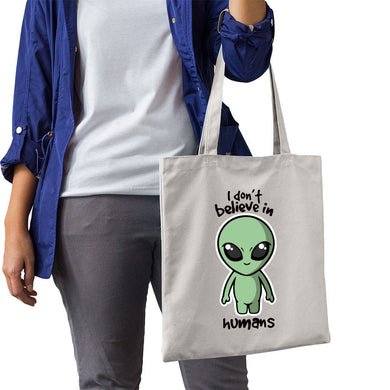 Alien Lovers Tote Bags - Trendzz Worldwide