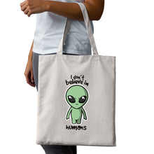 Load image into Gallery viewer, Alien Lovers Tote Bags - Trendzz Worldwide