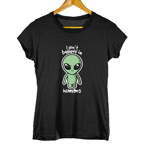 Alien Lovers Tee Collection For Women - Trendzz Worldwide