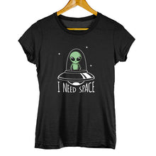 Load image into Gallery viewer, Alien Lovers Tee Collection For Women - Trendzz Worldwide