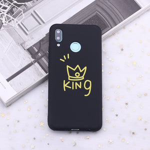 King and Queen Cases For Samsung Phones - Trendzz Worldwide