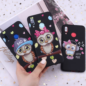 Cute Baby Owl Cases for Samsung Phones - Trendzz Worldwide