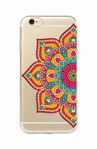 Vintage Henna Mandala Cases For iPhones - Trendzz Worldwide