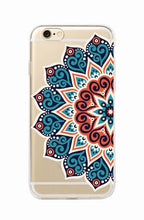Load image into Gallery viewer, Vintage Henna Mandala Cases For iPhones - Trendzz Worldwide