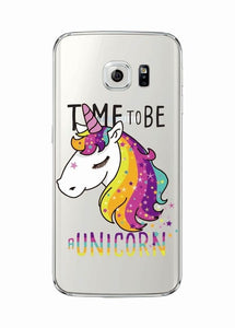 Cute Unicorn Cases For Samsung Phones - Trendzz Worldwide