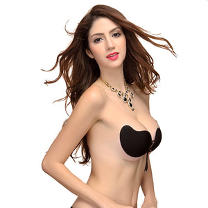 Invisible Push Up Bra - Backless & Strapless - Trendzz Worldwide
