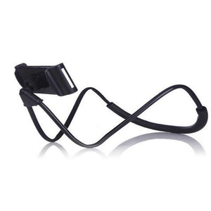 Hands-Free Lazy Neck Phone and Tablet Holder - Trendzz Worldwide