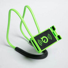 Load image into Gallery viewer, Hands-Free Lazy Neck Phone and Tablet Holder - Trendzz Worldwide