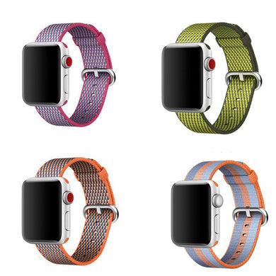 Woven Sports Loop for Apple Watch - Trendzz Worldwide