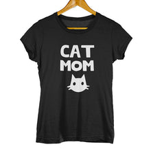 Load image into Gallery viewer, Cat Mom Tee - Trendzz Worldwide