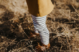 Self Yarn Stripe - Pant