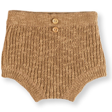 Load image into Gallery viewer, Chunky Rib Bloomers - Brown