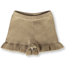 Load image into Gallery viewer, Ribbed Frill Shorts - Goldie