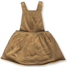 Load image into Gallery viewer, Slub Linen Dress - Harvest Gold
