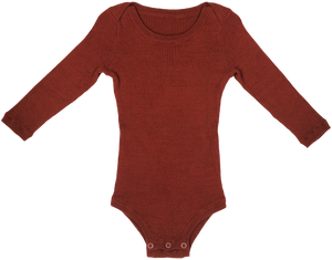 Ribbed Bodysuit - Ketchup