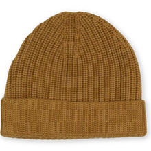 Load image into Gallery viewer, Ribbed Essential Beanie - Marigold