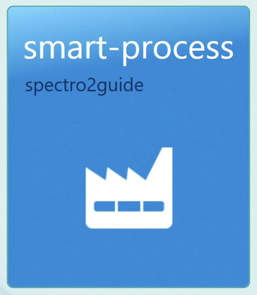 Software Smart Process Color - Spectro2Guide