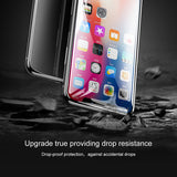 Baseus Front Tempered Glass Film For iPhone X/XS 0.23mm Soft Edge Pet Full Coverage Ultra Thin Screen Protector Glass