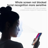 Baseus 0.3mm Screen Protector Tempered Glass For iPhone X/XS 3D Full Cover Protective Glass - Hot Phone Tech