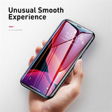 Baseus 0.23mm Protective Glass For iPhone 11 Xi Xi Max 2019 New Arrivel Full Cover Tempered Glass Screen Protector For iPhone (2pcspack+Pasting Artifact) - Hot Phone Tech