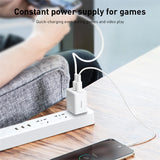 Baseus Quick Charge 3.0 USB Charger For iPhone Xiaomi Samsung Huawei LG HTC Google SCP  QC3.0 QC C PD Fast Wall Mobile Phone Charger - Hot Phone Tech