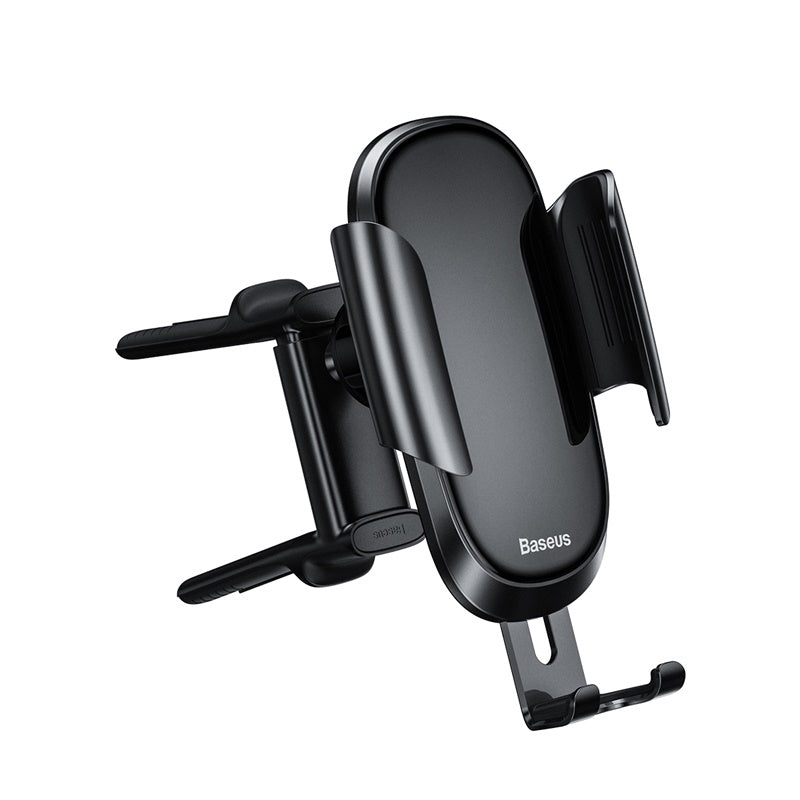 Baseus Gravity Car Phone Holder Bracket For IPhone Sony LG HUAWEI Google Samsung Mobile Phone Round Air Outlet Mount Stand Auto Phone Support - Hot Phone Tech