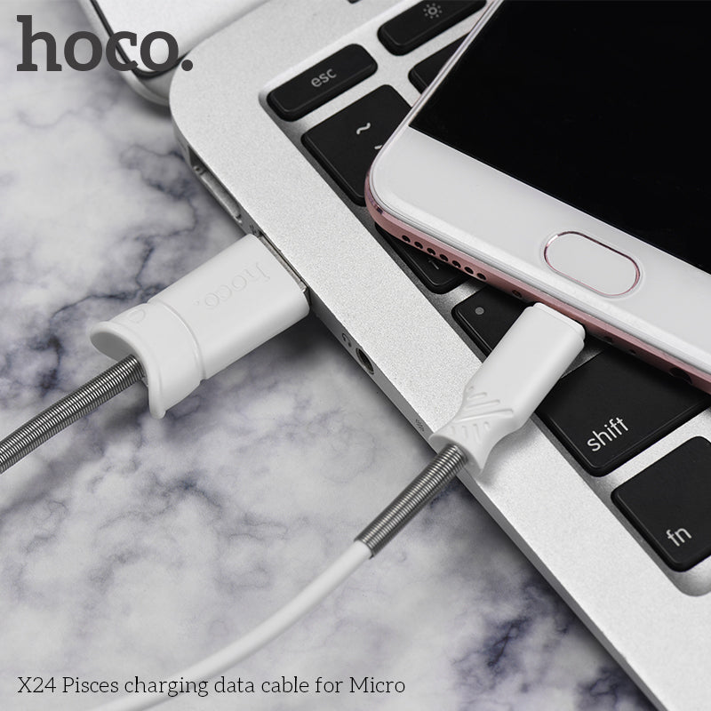 HOCO Micro USB Cable OTG Charging Wire Flat Cables USB Data Transfer Sync Mobile Phones Charger For Xiaomi Samsung Sony LG HUAWEI Google - Hot Phone Tech