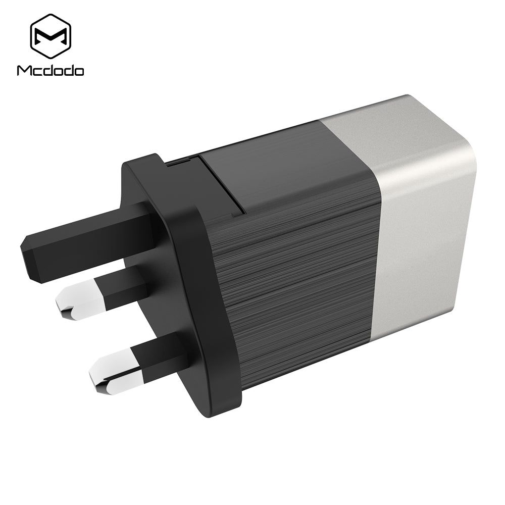 Mcdodo 3 USB Pro Travel Wall Charger For Apple iPhone Samsung LG HUAWEI HTC Google - Hot Phone Tech