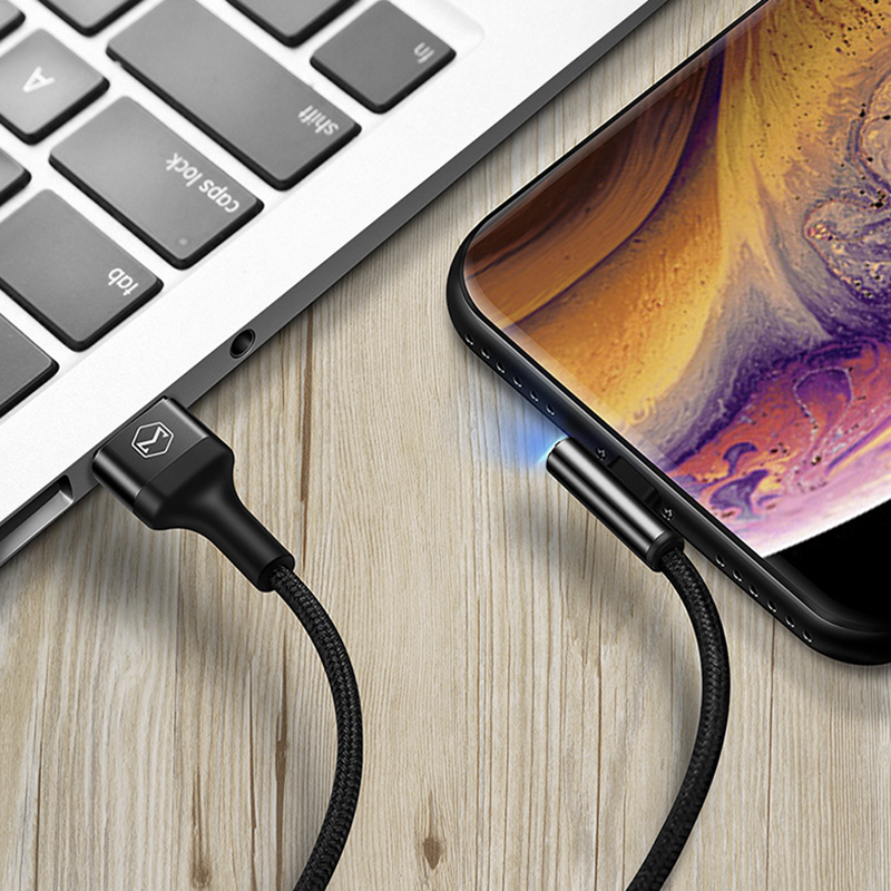 Mcdodo iPhone XS MAX XR X 8 7 6S USB Lightning Charging Charger Cable Data Cord - Hot Phone Tech