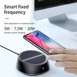 Baseus 2 in 1 Wireless Charger For iPhone XS MAX XS XR X 8 Samsung HUAWEI LG HTC Google  Fast Charging Quick Charge 3.0 With 3 USB 2.0 Slot 10W 3.4A - Hot Phone Tech