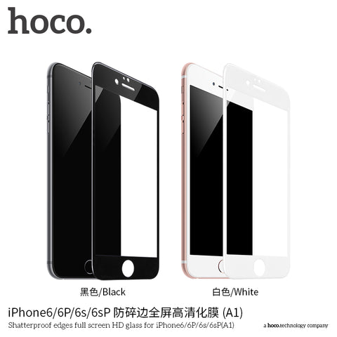 HOCO For Apple iPhone Tempered Glass Protective Film 0.25mm Ultra Thin Screen Protector 3D HD Anti Blue for iPhone6/6s/6 Plus/6s Plus - Hot Phone Tech